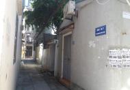 Cần tiền bán gấp,nhà rẻ nhất Hà Nội 1tầng 1gác xép 1tum,47 m2,ngõ 281 Trương Định,1.2 tỷ gia lộc