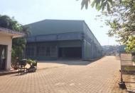 Cho thuê nhà xưởng 3200 m2 trong KCN Nhơn Trạch 3, Đồng Nai