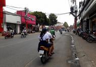 Cần bán nhà MT Kha Vạn Cân, P.Linh Tây, Q.TĐ, Diện tích: 4.5x43m, nở hậu 11m, trệt, lầu.