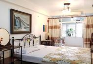 Cho thuê căn hộ giá rẻ tại Đội Cấn, Ba Đình, 30m2, 1PN, đầy đủ nội thất