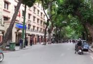 Mặt phố Thợ Nhuộm gần Tràng Thi 98m2, MT 9m, vỉa hè, ô tô 24/24, 62 tỷ Hoàng Kiếm 0977359900