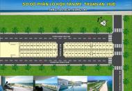 Bán đất đường Đoàn Trực, Thuận An, Phú Vang, giá 7,6 trđ/m2, đường nhựa 20m