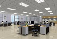 Cho thuê sàn văn phòng thương mại tại Hoàng Quốc Việt, dt 100-200-250m2, sàn đẹp, mới