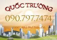 QUỐC TRƯỜNG - Bán nhà MT Trần Minh Quyền, 4x13m, 3 lầu, Chỉ còn căn duy nhất giá 15 tỷ !
