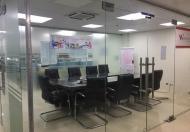 Cho thuê văn phòng đẹp 130m2 phố Nguyễn Du, Hai Bà Trưng. Lh:  0866 613 628.