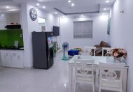 Cho thuê căn hộ CT6, Vĩnh Điềm Trung Nha Trang, 2 phòng ngủ, có ban công giá 8 triệu/tháng