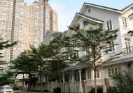Biệt thự Sài Gòn Pearl diện tích đất 380m2 1 hầm 1 trệt 2 lầu 7 phòng ngủ nội thất siêu vip