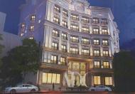 Cho thuê tòa nhà căn hộ dịch vụ tại phố Tô Hiệu, Hà Đông 160m x 9 tầng, mt 8m gồm 63 phòng + 1 mặt bằng kinh doanh.