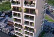 Cho thuê tòa nhà tại phố Kim Mã 220m2 xây 8 tầng có 32 phòng tiện nghi đầy đủ 168 tr/th