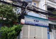 Bán nhà mặt tiền Trần Phú P.5 Q.5 ,DT: 4 x 28m , 2 chiều 3 lầu Giá thị trường