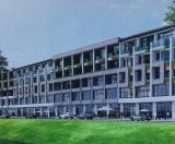 Cty Sunland sắp mở bán khu khách sạn căn hộ cho thuê ven sông B2-151,152 sắp mở bán