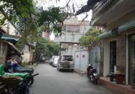Bán nhà phố Đỗ Quang đang cho VP thuê gần 400 triệu/1 năm.