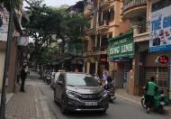 Bán nhà mặt phố Văn Cao Ba Đình 35m, 4 tầng, MT 4m, giá 9.5 tỷ