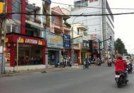 Cho thuê nhà căn góc 2MT Võ Văn Ngân, Q.TĐ, DT: 4x15m, nở hậu 10m, trệt, 4 lầu.