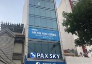 Bán khách sạn mặt tiền Bùi Thị Xuân, Bến Thành, Quận 1: 8.4x 24m, 12 tầng, 60 phòng, giá 170 tỷ