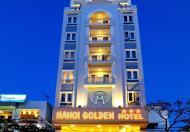 Bán khách sạn MT CMT8, Q. 1 - 8m x 26,5m, 2 hầm, 10 tầng, 62 phòng - giá 130 tỷ