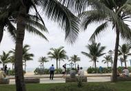 Bán lô góc 2 mặt tiền đường 15m và 7.5m, Hà Kỳ Ngộ, đối diện biển Mân Thái