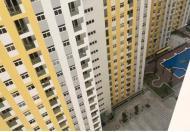 Cho thuê CHCC City Gate, Q8, diện tích 90m2, 3 phòng ngủ, nhà trống. Giá thuê 9.5tr/th