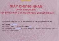 Đất Nền Thổ Cư, Phường An Phú Đông, Quận 12, Tphcm