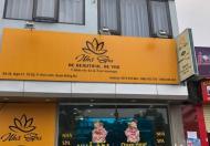 Bán nhà mặt phố Yên Lãng, 65m2, vỉa hè 5m, kinh doanh, 17 tỷ