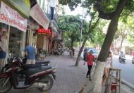 Bán nhà mặt phố Bùi Ngọc Dương, diện tích 100m2, 4 tầng, mặt tiền 10m, kinh doanh sầm uất, 13,3 tỷ