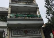 Bán căn hộ dịch vụ MT Nguyễn Phi Khanh, Quận 1: 4m x 25m, hầm + 5 tầng, 10 phòng, giá 23 tỷ