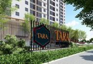 Căn hộ Tara residence, số 1A Tạ Quang Bửu, Q. 8, DT 78m2, 2PN, 2WC, nhà trống