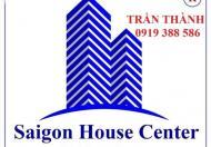 Bán nhà mặt tiền đường Nguyễn Kim. DT: 4.5x17m