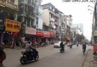 Bán nhà mặt phố Bạch Mai, Hai Bà Trưng, 2 mặt thoáng, kinh doanh sầm uất, giá 16.9 tỷ, lh: 0945204322.