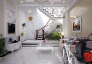 Cần bán nhà 2 MT cực vip Nguyễn Khắc Nhu, Q. 1, nhà 9x4m, 4 tầng, 17 tỷ