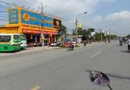 Bán đất mặt tiền đường Nguyễn Hữu Trí cách chợ Đệm 500m, SHR, giá 900tr