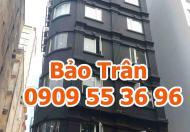 Cần bán gấp nhà MT Nguyễn Thái Học, Q1, DT 153.27m2, nhà 10 lầu, giá 150 tỷ