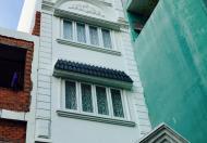 Kẹt tiền bán nhà MT đường Út Tịch, Hoàng Việt, P. 4, Tân Bình, 12x14.5m, gồm 4 tầng, chỉ 17,9 tỷ TL