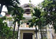 Nhà khu Tây Sơn, Thái Hà, 100m2, 3 tầng kiểu biệt thự, mặt tiền 10m, giá 7.8 tỷ