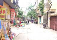 Bán đất mặt ngõ Hồ Tùng Mậu, ôtô tránh, kinh doanh sầm uất. 66m2, 6.95tỷ
