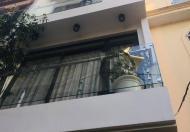 Bán nhà đẹp Yên Lãng 45m2*5 tầng, MT4,5m giá 4,5 tỷ. LH: 0376335520.