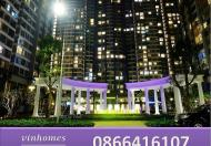 Cho thuê căn hộ 4 ngủ Vinhomes Gardenia, đồ gắn tường 25 tr/th có TT. LH 0866416107