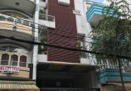 Nhà 3 tầng mặt tiền đường Đồng Đen, ngang 4 dài 16m, thuê 25tr/th