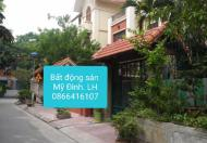 Bán biệt thự Mỹ Đình 1, Nam Từ Liêm, Hà Nội. Diện tích 200m, nội cơ bản, giá 21 tỷ. Lh 0866416107