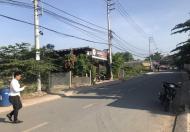 Bán nhanh lô đất đường Số 4, DT: 57m2 (4 x 14.3), đường lớn cách MT Lò Lu vào 50m
