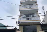 MTKD Tân Hương 4x17.5 giá 13.5 tỷ đúc 4 lầu mới ngay nhà thờ
