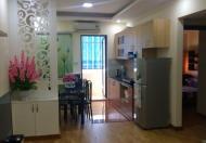 Cho thuê căn hộ Cát Tường CT3  tầng trung đẹp full nội thất