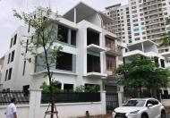 Cho thuê biệt thự 3 tầng,DT: 270m2,MT: 25m,G: 50 triệu/tháng tại mặt phố Đỗ Nhuận,Từ Liêm.
