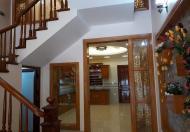 Bán nhà đẹp phân lô Bùi Xương Trạch, 59 m2, 2 mặt tiền, ô tô tránh, view hồ, KD, VP – 5.9 tỷ