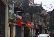 Bán nhà mặt ngõ Minh Khai 41.6m2 5 tầng 2 mặt thoáng 4 tỷ