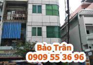 Bán gấp nhà góc 3 MT Nguyễn Thái Bình - Phó Đức Chính, P NTB Q. 1
