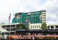 Bán 200m2 đất kinh doanh mặt tiền đường 400, bệnh viện Ung Bướu Hoàng Hữu Nam, P. Tân Phú, Quận 9