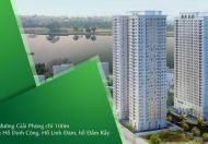 Thu nhập 10tr/th sở hữu căn 3PN 90m2 tại Eco Lake View-Hoàng Mai-Có sổ Hồng-LS 0%