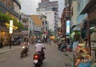Bán gấp nhà MT đường Lê Lai, P. Bến Thành, Quận 1. DT: 8x18m, XD: 1H + 7L