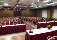 Cho thuê hội trường, phòng họp, Quận Thanh Xuân, chỉ với 500nghìn/H với 300 chỗ ngồi